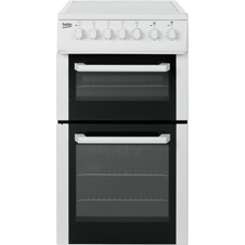 White Electric Cooker BCDVC503