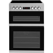 60cm Double Oven Electric Cooker BDC6C55