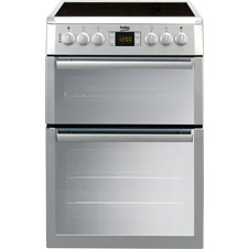 Silver Electric Cooker BDVC674
