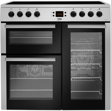 90cm Double Oven Range Cooker BDVC90