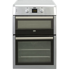 Silver Electric Cooker BDVI675NT