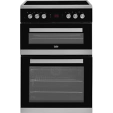 60cm Double Oven Electric Cooker JDC673