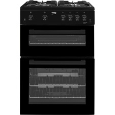 60cm Double Oven Gas Cooker KDG611
