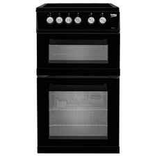 50cm double oven electric cooker KDVC563A