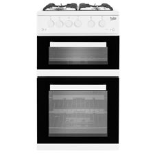 50cm Double Oven Gas Cooker KDVG592