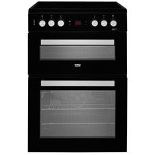 60cm Double Oven Electric Cooker XDC653
