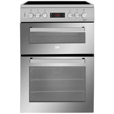 60 cm Double Oven Electric Cooker XDC663