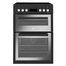 60 cm Double Oven Electric Cooker XDCS663