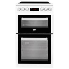60cm Double Oven Electric Cooker XDVC5XNT