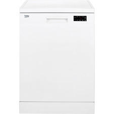 Full Size Dishwasher 6 Programmes DFN16210