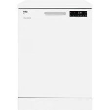 Self Cleaning White Dishwasher DFN28321