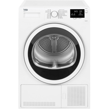 Condenser Tumble Dryer White 8kg DCJ83133