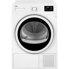 White Or Black 7kg Tumble Dryer DHR73431