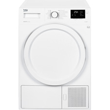 White 7kg Tumble Dryer DHY7340