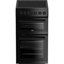 50cm Double Oven Electric Cooker EDVC503