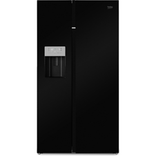 American Style Fridge Freezer Non-Plumbed ASGN542