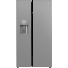 American Style Fridge Freezer Non-Plumbed Water Ice ASGN542