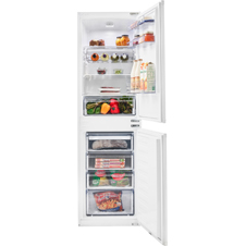 Integrated Combi Fridge Freezer, 50/50 BCSD150