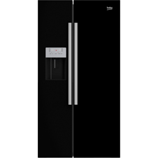 American Style Fridge Freezer Non-Plumbed ASN541