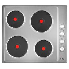 Integrated 60cm Side Sealed Plate Electric Hob HNZE64103X