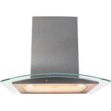 Integrated 60cm Chimney Hood HBG60