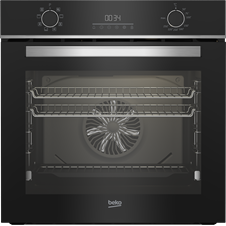 60cm AeroPerfect Single Multi-function Oven LED Timer BBIM14300