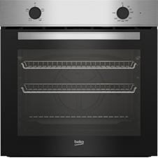 60cm Single Conventional Oven with 74L Oven Capacity and RecycledNet™ BBRIC21000