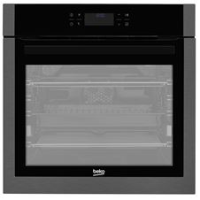 60cm Single Multi-function Oven Pyrolytic Self Cleaning BQM29500DXP
