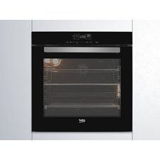 80 lt. Single Multifunction Split Cook Oven LED Timer BVM34400
