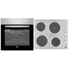 Integrated 60 cm Fan Oven Sealed Plate Hob Pack BSF211S