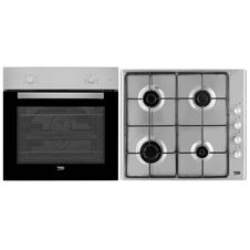 Multifunction Oven Gas Hob Package QSE223SX QSE223SX