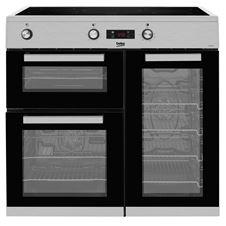 90cm Double Oven Induction Range Cooker KDVI91