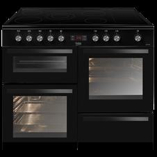 100cm double oven range cooker KDVC100