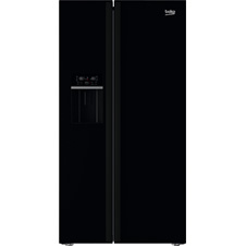 American Style Fridge Freezer Non-Plumbed ASNL551