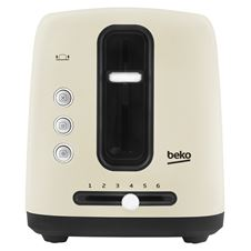 Beko Traditional 2 Slot Toaster TAM7201