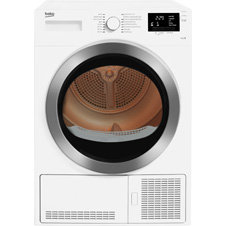 Condenser Tumble Dryer White 9kg DCR93161