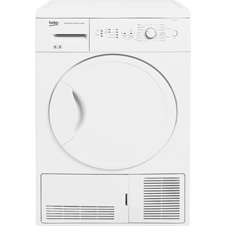 Condenser Tumble Dryer White 8kg DCUS81