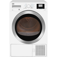 White 8kg Tumble Dryer DPH8756