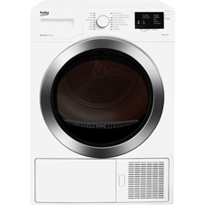 White 9kg Tumble Dryer DSX93460