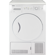 8kg Condenser Tumble Dryer DCSC821