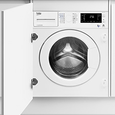 Integrated Washer Dryer 7kg 5kg Capacity WDIC7523002