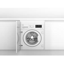 Integrated White Washer Dryer 7kg 5kg Capacity WDIC752300F2