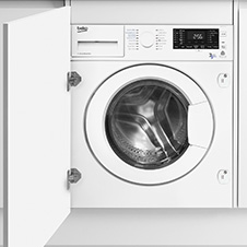 Integrated Washer Dryer 7kg 5kg Capacity WDIR7543101