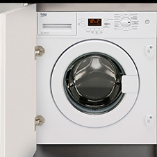 Integrated 8kg Washing Machine WMI81341