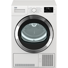 White 9kg Tumble Dryer DCY9316