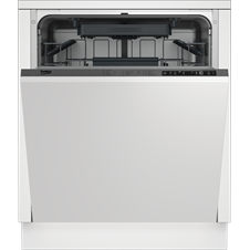 Full Size Integrated Dishwasher 6 litre water consumption DIN28320