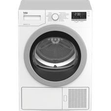 White 8kg Tumble Dryer DSX83410