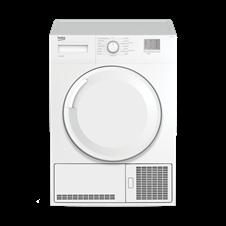 8kg Condenser Tumble Dryer DTGC8001R