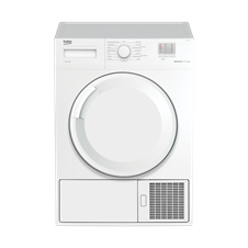 7kg Tumble Dryer DTGP7000