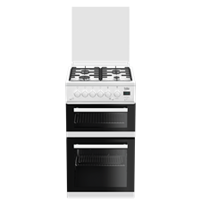50cm Twin Cavity Gas Cooker EDG506